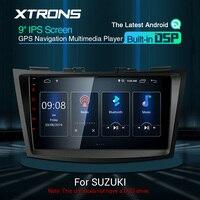 9'' IPS Android 10 DSP Car Multimedia Stereo GPS radio Player for SUZUKI SWIFT 2011 2013 2014 2017 Ertiga 2012 GPS NO DVD