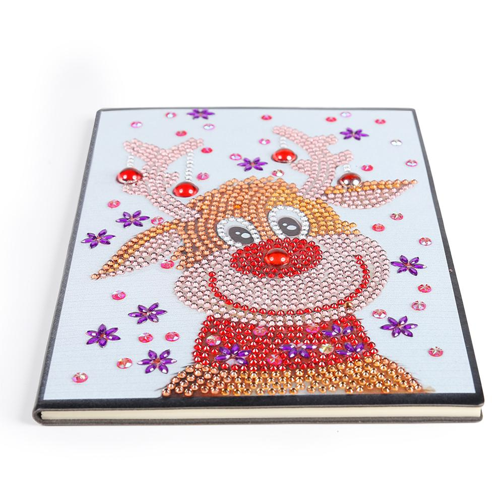 Mega Discount 2c78 5d Diy Diamond Painting 60pages A5 Notebook