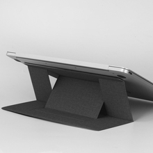 Universal-Cooling-Bracket Pu-Stand Laptop Macbook Built-In for Adsorption Adjustable