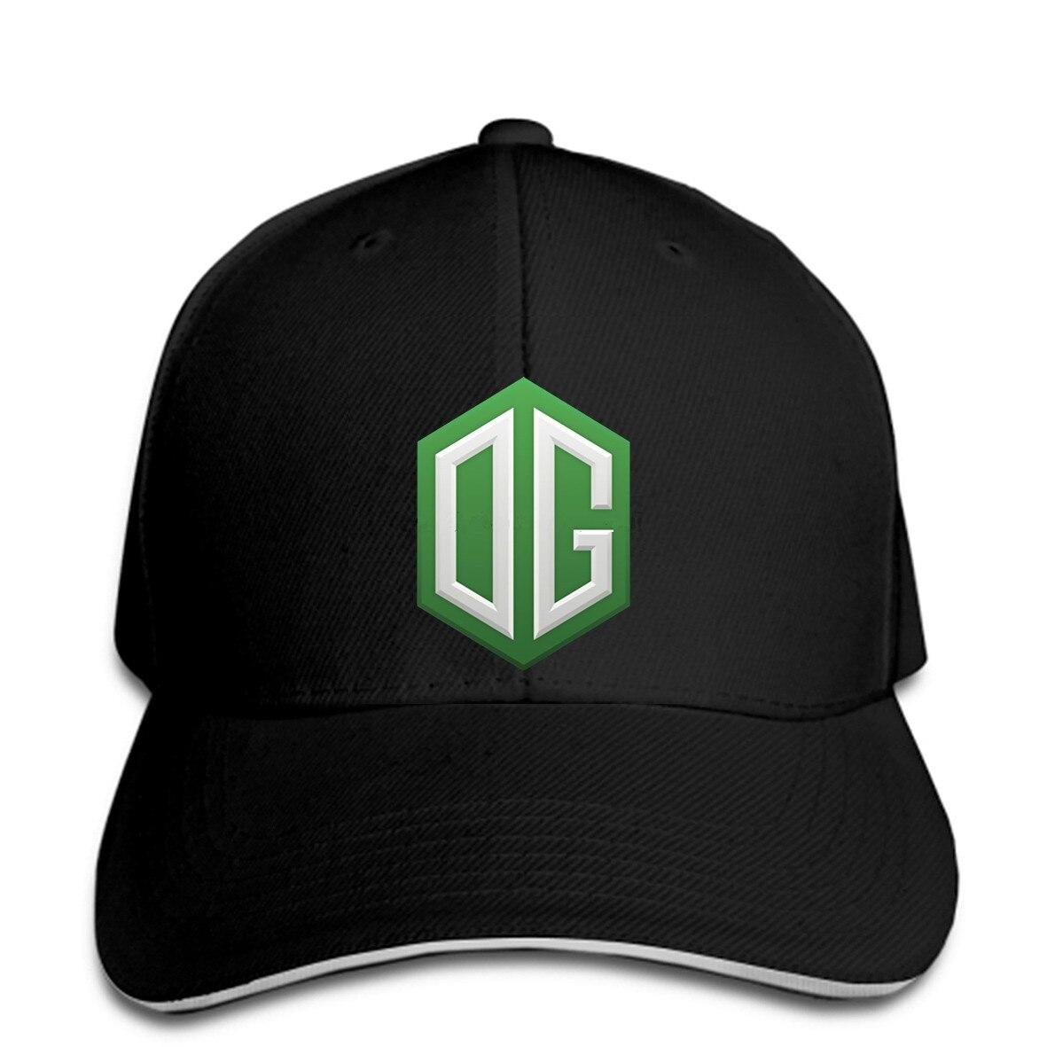 Baseball cap New Dota 2 Team OG Black snapback
