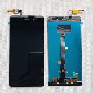 Image 4 - Оригинальный 100% протестированный рабочий Оригинальный черный для Blackphone 2 ЖК дисплей с кодирующий преобразователь сенсорного экрана в сборе + Инструменты + двойная лента
