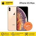Unlocked Original Apple iPhone XS Max 256GB Smartphone A12 Bionic chip 6.5-inch Full Screen IOS APPLE Phone (Used 95% New)