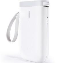 Cena bezpośrednia Mini drukarka bezprzewodowa Bluetooth termiczna drukarka etykiet D11 metka z ceną maszyny etykieta biurowa cena drukarki tanie tanio HKFZ Bezprzewodowe Wstążka drukarki CN (pochodzenie) Rolka Rss 33ppm Do Użytku domowego