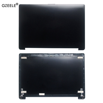 GZEELE NEW CASE for ASUS TP500 TP500L Lcd Back Cover Screen back shell 13NB05R1AM0131 lcd top case black with hinges