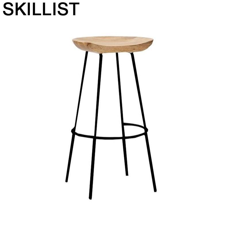 Sedie Table Stoelen Cadir Fauteuil Stoel Taburete De La Sgabello Para Barra Hokery Cadeira Stool Modern Silla Bar Chair