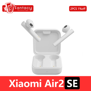 NEW Xiaomi Air2 SE AirDots pro 2 SE Wireless Bluetooth Earphone TWS Mi True Earbuds 2 SE Synchronous Link Touch Control Dual Mic