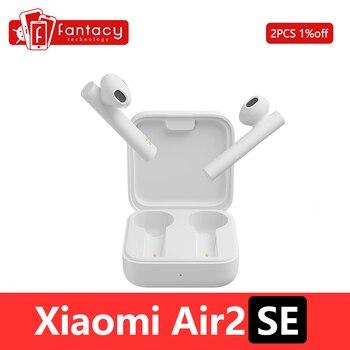Nuevo Xiaomi Air2 SE AirDots pro 2 SE auricular inalámbrico Bluetooth TWS Mi verdadero auricular 2 SE enlace sincrónico táctil Control Dual Mic