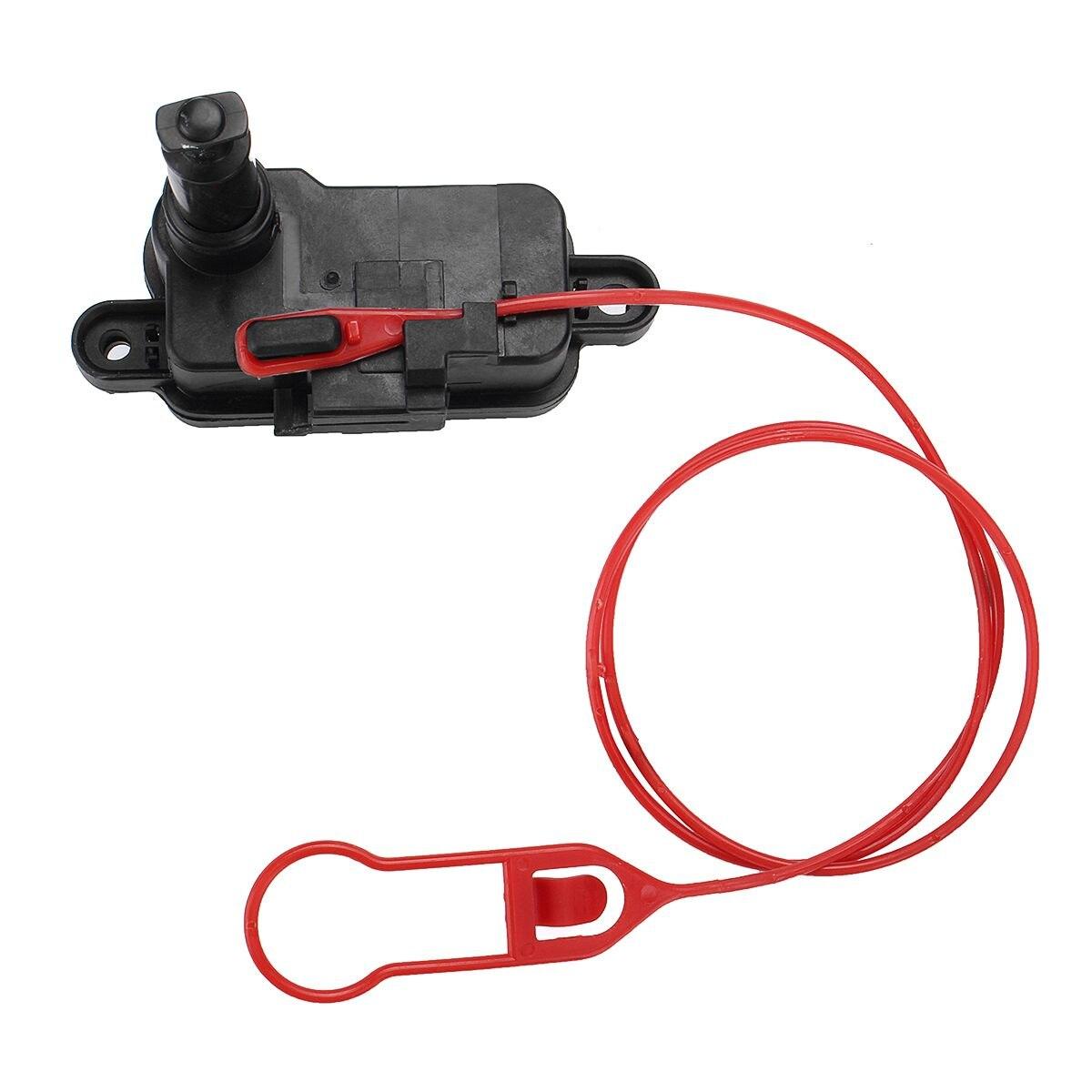 New Car Fuel Tank Flap Cap Door Release Lock Actuator Motor  Fit For AUDI A6 C7 A7 Q7 Oil Tank Cover Latch Motor 4L0862153D