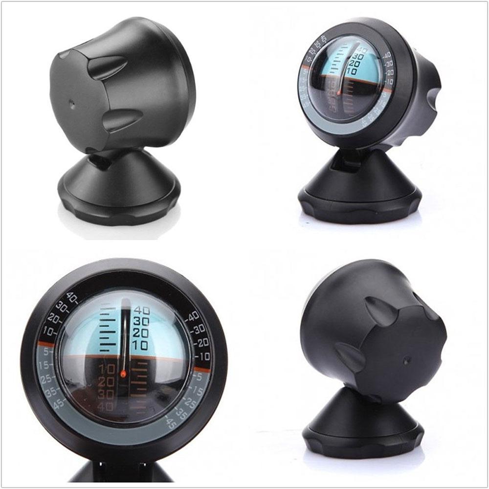 Четырехколесный автоматический инклинометр, автомобильный инклинометр, градиентный баланс, универсальный автомобильный Инклинометр для бездорожья