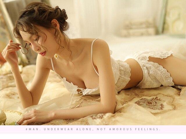 Летняя белая сексуальная Хлопковая пижама для женщин топы на