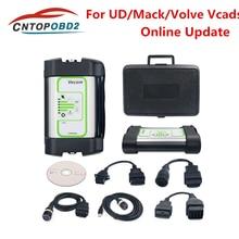 הכי חדש V2.7.4 גרסה עבור וולוו Vocom 88890300 ממשק משאית אבחון כלי עבור UD/מאק/וולוו Vcads באינטרנט עדכון DHL משלוח