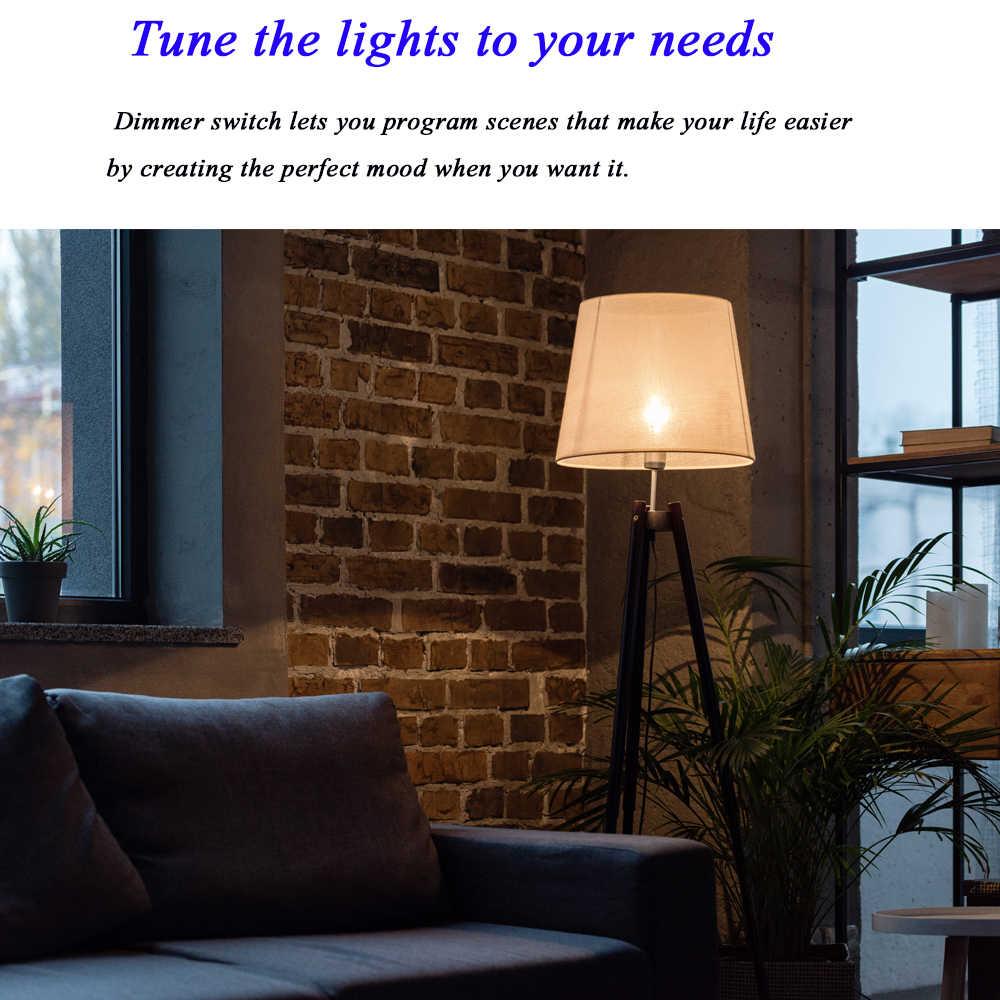 Smart Domotique Z Wave Plus RGBW Gradateur LED Module Commutateur Module Zwave Lumière LED Gradateur