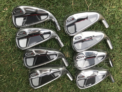 AP1 710 Golf hardcore   Golf Clubs Iron Set 3-9P Steel graphite shaft Driver Wedge Rescue Putter Free shipping