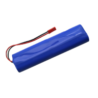 14.8V 2800mAh robot Vacuum Cleaner Battery Pack kit battery for ilife x750 Robotic Sweeper High quality