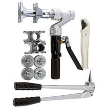 Гидравлические Pex трубы обжимные инструменты прессованные инструменты Зажимные инструменты сантехнические инструменты 16-32 мм RU и ES склад