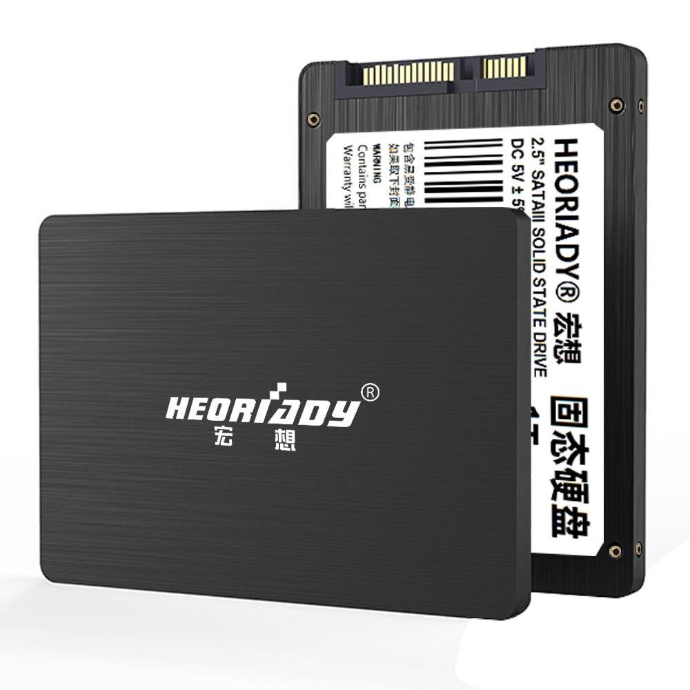 """heoriady SSD 240GB 120GB 480GB 500GB 512GB 1TB 2TB SSD 2.5 Hard Drive Disk Disc Solid State Disks 2.5 """" Internal HDD 128GB 256GB 2"""