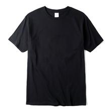Nowy jednolity kolor krótki T-shirt w stylu Casual markowa męska wysokiej jakości 100 bawełna O-Neck t-shirt męski T-shirt top harajuku tanie tanio XinYi CN (pochodzenie) conventional JERSEY COTTON Na co dzień Zwierząt