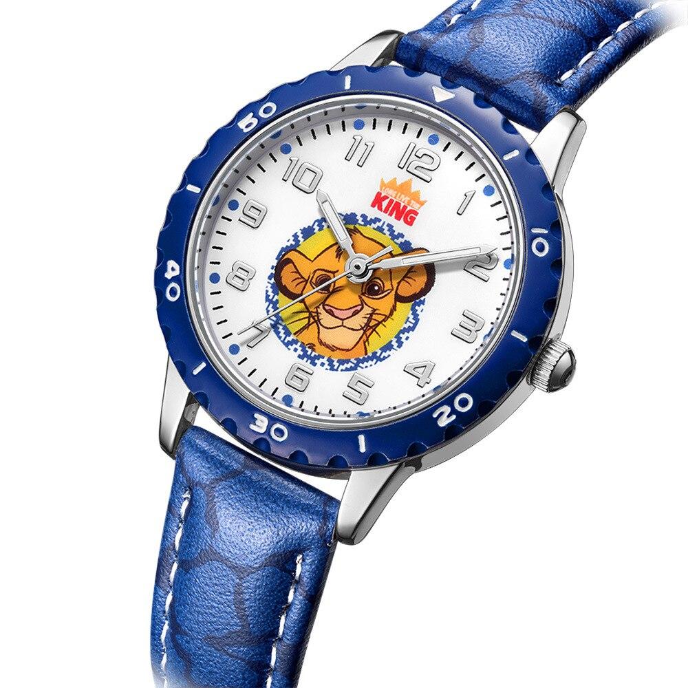 Оригинал Disney Анимация Персонаж Часы Тачки История Дети 27 лет Часы Маккуин Мультфильм Кварц Часы Мальчики Часы