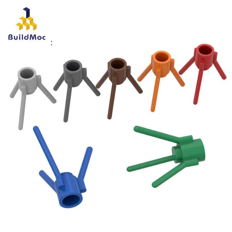 BuildMOC Kompatibel Mengumpulkan Partikel 3741 Blok Bangunan Bagian LOGO LOGO Pendidikan Kreatif Hadiah Mainan