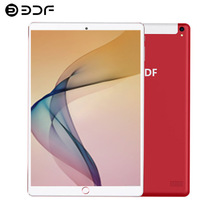 10 1 inch Tablet PC 2 5D Steel Screen Android 7 0 3G Phone Call Octa
