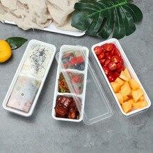 25 шт одноразовый Отсек небольшой бизнес мини-контейнер для ланча фрукты Рыбалка Свет еда фитнес еды гриль для пикника многоразовая коробка