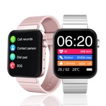 цена на Smart Watch Sport Bluetooth Heart Rate Blood Pressure Tracker Sleep Monitoring Waterproof Fitness Smart Watch Women Men