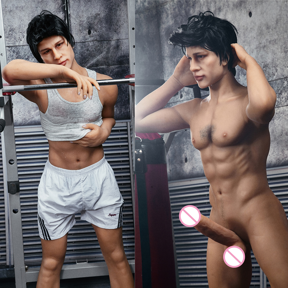 Silicone Male Dolls Realistic Penis Sex Doll Gay Lifesize Silicone Sex Doll For Women 162cm Tall