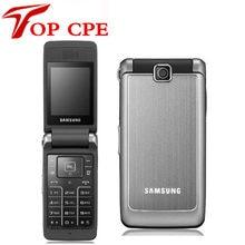 Samsung-teléfono móvil S3600 desbloqueado con teclado ruso y árabe, cámara de 1,3 MP, GSM, 2G