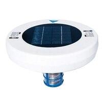 Hot Koop Solar Zwembad-Ionisator, Koper Zilver Ion Zwembad Waterzuiveraar, doodt-Algen Zwembad Ionisator Voor Outdoor Hot Tub