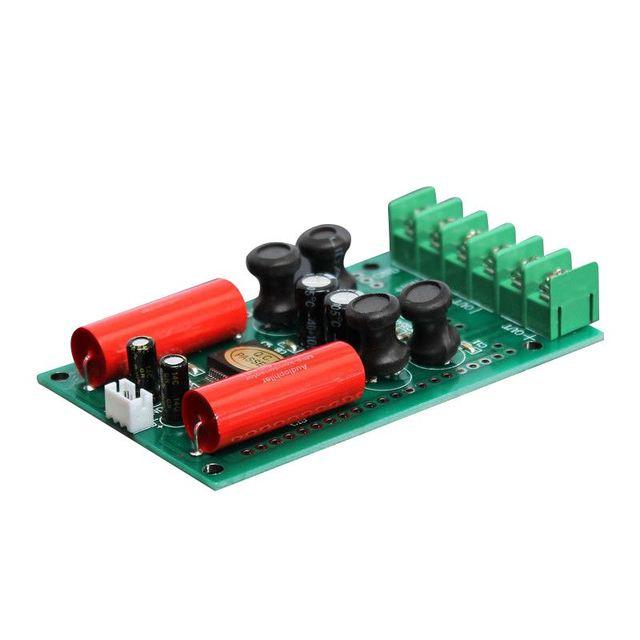 New Mini TA2024 HIFI Digital Audio Amplifier Board Module 12V 2x15W