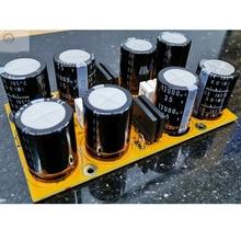 KYYSLB Placa de potencia para amplificador, potencia Doble, rectificador CRC, Kit de placa de potencia, tablero terminado