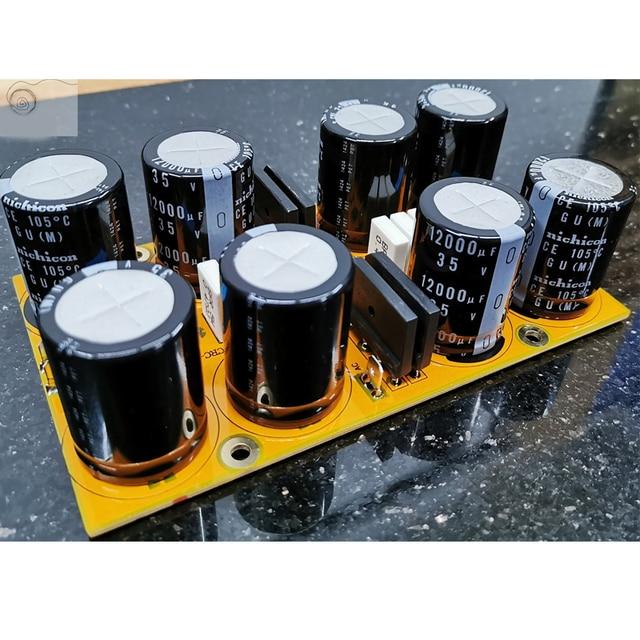 Kyyslb pass a3 placa de potência amplificador de apoio dupla potência retificador crc kit placa de potência amplificador de filtragem terminado