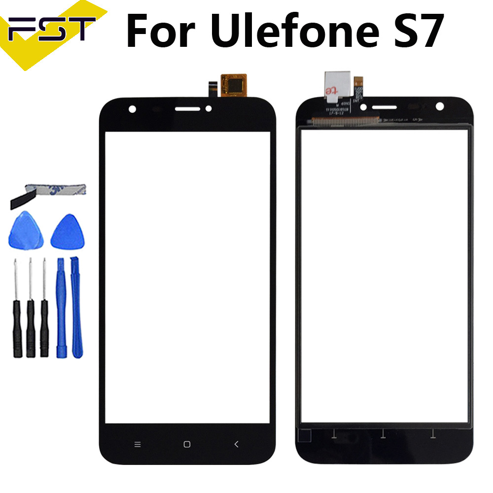 For UleFone S7 Touch Screen Digitizer 5.0