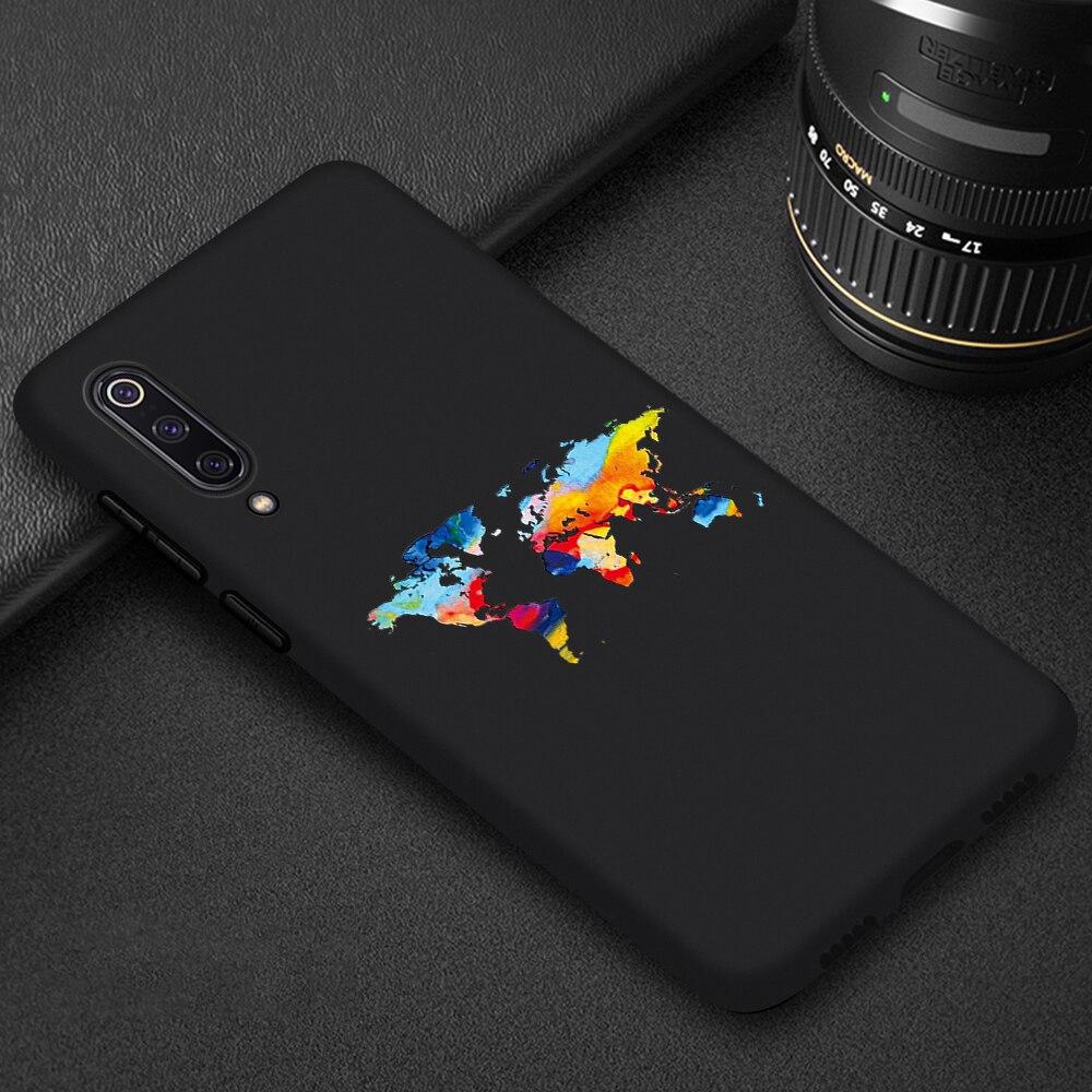 Cartoon Pattern Soft TPU Case For Xiaomi Redmi Note 8 Pro 8T Case For Xiaomi Mi A3 9 Lite Mi9 SE 9T Note 7 Pro 8 8A Phone Cover
