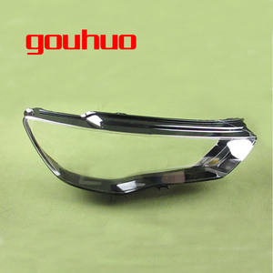 Image 2 - Headlight Cover Headlamp Shell Headhights Glass Lampshade Headlamp Lens For Audi A3 2013 2014 2015 2016