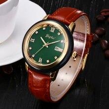 Женские кварцевые часы gezfeel ms jade водонепроницаемые с сертификатом