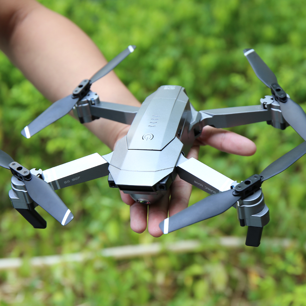 SG907 WIFI RC Quadcopter GPS Drone with 4K HD Dual Camera for Wide Angle Video Shooting 1