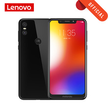 Moto One Mobile Phone 4GB 64GB AI Camera Smartphone 2.5D Dou