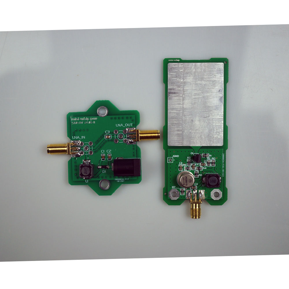 Mini-Whip Medium-wave Short-wave SDR Antenna RTL-SDR Receiver Antenna Active Antenna
