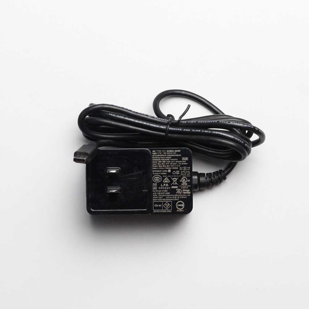 SPA040A19W2 Adapter 100% NEUE Original Nvidia Schild TV Pro Media Server AC Adapter Netzteil SPA040A19W2 19V 2,1 A