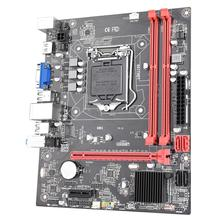 Desktop Mainboard H81 LGA1150 Memory DDR3 Intel HDMI VGA for H81/Lga1150/Ddr3/.. Game