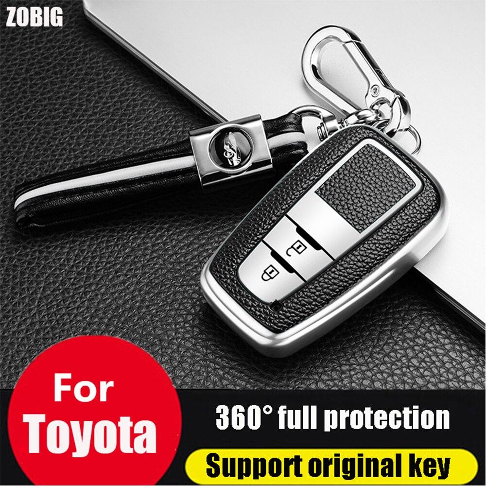 FJ Cruiser Toyota Landcruiser Yellow  Leather Keyring Keyfob