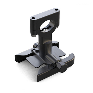 Image 2 - Bicycle Phone Holder CNC Motorcycle Handlebar Mobilephone Support Aluminum Alloy 360 Rotation MTB Road Bike Mount Accessories