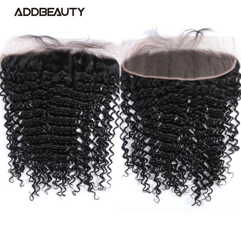 Прозрачные бразильские человеческие волосы Remy с глубокой волной 4x4 5x5, 13x4, фронтальные волосы естественного цвета, предварительно выщипанны...