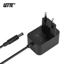 9V 1A CE/GS Certification adaptateur secteur prise ue sortie cc 90 240V entrée ca 150cm câble chargeur alimentation