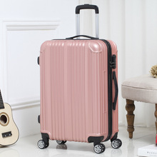 Rolling-Luggage-Bag Metal 20-Inches Shell PC on Size-35--23--56cm Good-Quality Drawbar