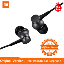 オリジナルxiaomi miピストンin 耳イヤホン新鮮な若者バージョン 3.5 ミリメートルカラフルなイヤホンとマイク 1.4m音楽ステレオスマートフォン