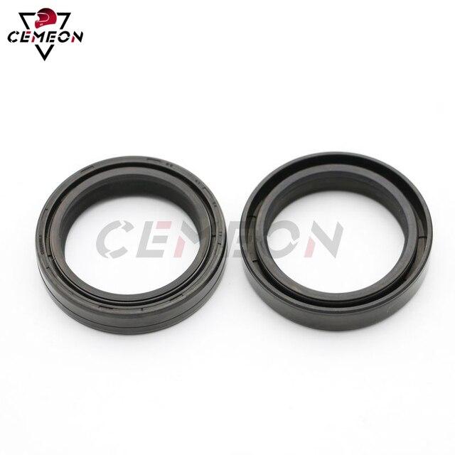 Fork Oil Seal & Dust Seal Kit For HONDA CB1300 CB1000 CB1000R CBR1000RA CBR1000RR CBR1100XX CB 900F 919 CBR929RR CBR954RR CBR600