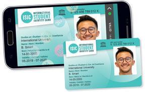 最新ISIC国际学生证申请方法(更新)
