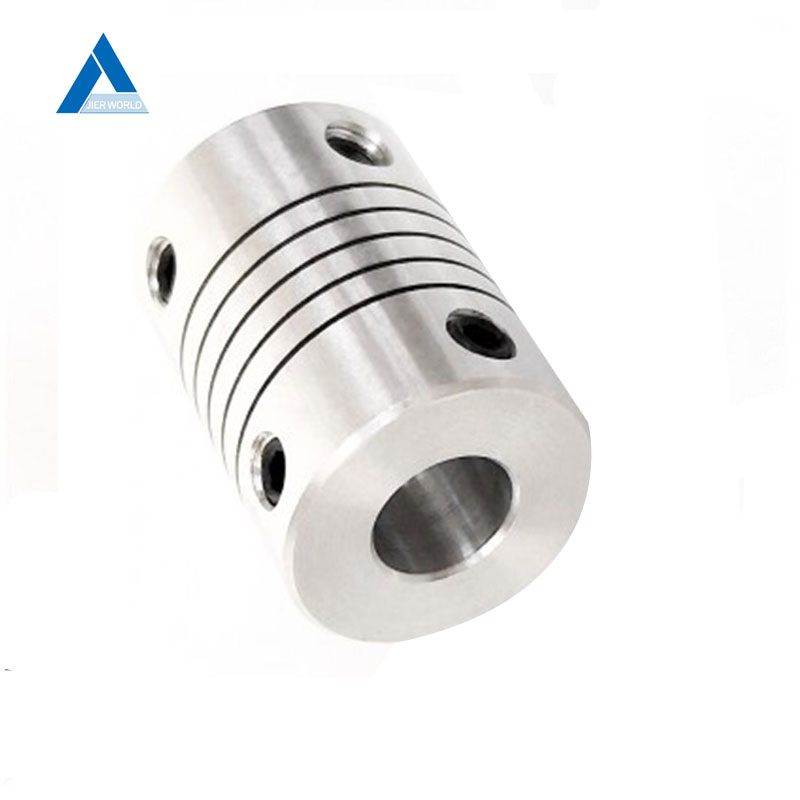 3//4//5//6//6.35//7//8//10mm Motor Flexible Shaft Coupling Coupler Connector D19L25